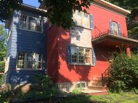 Magnifique maison à vendre Vieux-Nord Sherbrooke - Visite libre