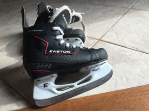 Easton Youth 13d Hockey skates for sale