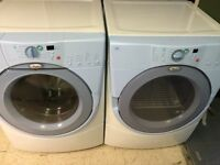 Whirlpool Duet Laveuse Secheuse Frontale Washer Dryer
