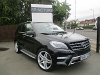 2015 Mercedes-Benz ML350 3.0CDI ( 255bhp ) BlueTEC 4MATIC 7G-Tronic premium
