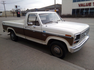 1985 FORD XL EXPLORER (low mileage)