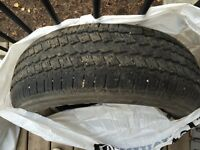 Set of tires 235/70R16 all season