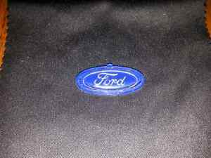 FORD STEERING WHEEL EMBLEM X-COND $3.00