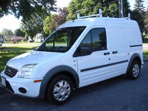 2010 Ford Transit Connect XLT Minivan, Van
