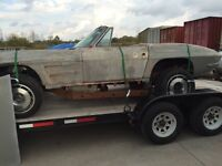 1964 corvette convertible for sale