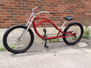 SUPER COOL CRUISER BIKE LOW RIDER 9 VITESSES! ***NEUF***