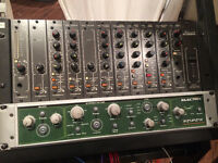 Analog Modular Effects Rack + Electrix Filter Factory