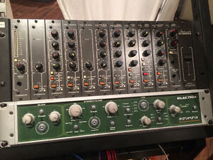 Analog Modular Effects/ Mastering Rack