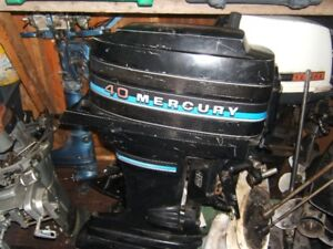 1970,s and 80,s used outboard parts