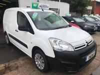 2017 (17) CITROEN BERLINGO 1.6 625 ENTERPRISE L1 BLUEHDI