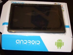 """7"""" tablet PC"""