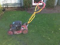 Klippo rough cut lawn mower