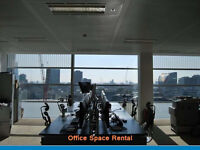 City Of London * Office Rental * CROWN PLACE - CITY-EC2A