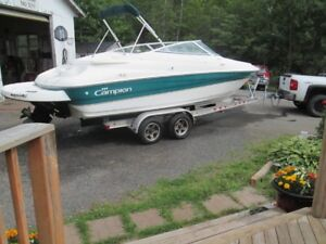 23Ft Campion Boat