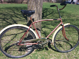 Antique Roadster Bicycle (single speed)