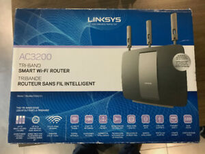 Routeur AC3200 Linksys