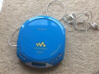 Sony CD walkman player