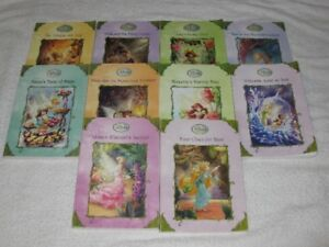DISNEY FAIRIES - CHAPTERBOOKS - GREAT SELECTION - CHECK IT OUT!