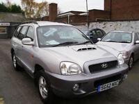 Hyundai Santa Fe 2.0TD Diesel