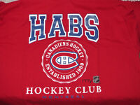 Montreal Canadiens Habs T-Shirt size Medium City of Montréal Greater Montréal Preview