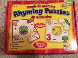 Rhyming Puzzle