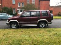 2003-03 Isuzu Trooper 3.0TD Duty Manual diesel 5 door 4x4
