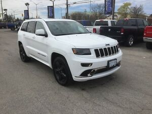 2015 Jeep Grand Cherokee Overland**Leather, Nav, B-up Cam,Pano** London Ontario image 3