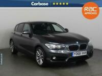 2018 BMW 1 Series 118i [1.5] Sport 5dr [Nav/Servotronic] HATCHBACK Petrol Automa
