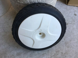 FREE =  WHEEL ONLY - Little Tykes TIRE for Wagon
