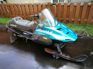 Two sleds one price