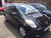 TOYOTA YARIS 1.3 ZINC FULL MOT NO ADVISORIES EXCELLENT CONDITION FIRST TO SEE WILL BUY
