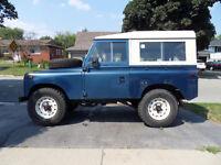 "1974 Land Rover  Series III 88"""