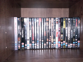 DVD bundle - Action