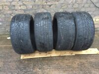 four land rover tyres