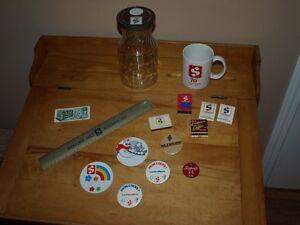 Collection items de l'épicerie québécoise Steinberg