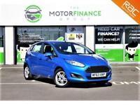 Ford Fiesta 1.0 ( 100ps ) EcoBoost ( s/s ) 2013.25MY Zetec