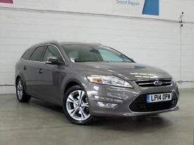 2014 FORD MONDEO 2.0 TDCi 140 Titanium X Business Edition