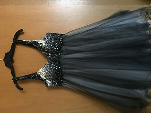 TERANI COUTURE PROM DRESS SIZE 8