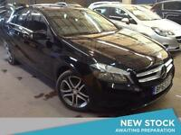 2014 MERCEDES BENZ A CLASS A200 CDI BlueEFFICIENCY Sport 5dr Auto