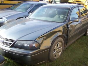 2004 Chev Impala for Parts