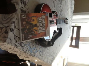 Jeux wii guitar hero