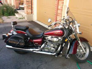 Honda Shadow 2004 Reduced!!!