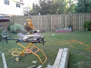 Fence & Deck Installation - Best Prices in the GTA