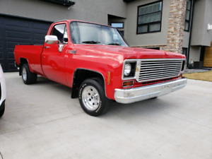 1980 Chevy c10 Completely Restored