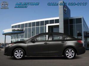2012 Mazda Mazda3 GX  - Certified -  power windows -  power mirr