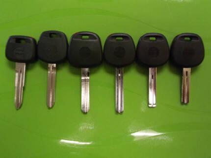 Spare Car Key, Transponder Car Key,Chip Car Key, Broken Car Key, Butler Wanneroo Area Preview