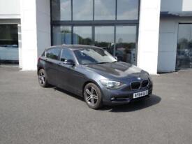 2014 BMW 1 Series 2.0 118d Sport Sports Hatch (s/s) 5dr