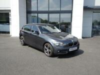2014 BMW 1 Series 2.0 118d Sport Sports Hatch (s/s) 5dr