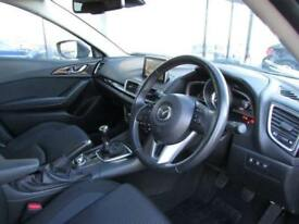 2015 Mazda Mazda3 2.2 TD SKYACTIV-D SE-L Nav 5dr