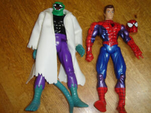 Spider-Man and The Lizard - 10 Inch Action Fiqures